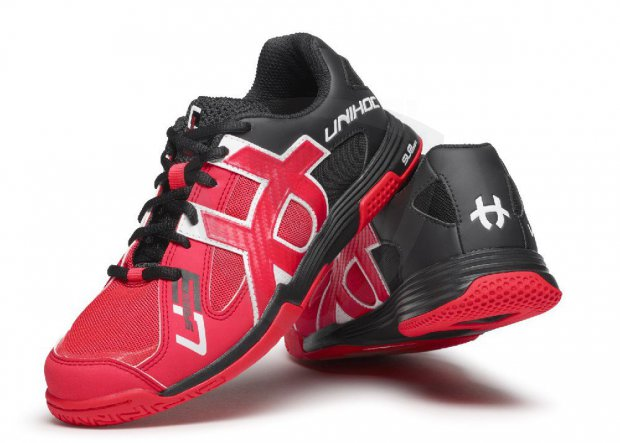 Unihoc U3 Speed Lady Red Black 8459