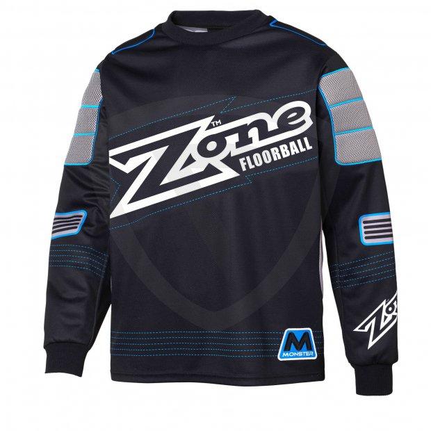 342c23a776a Zone Monster Goalie Sweater 37154 Goalie sweater MONSTER black-blue FRONT