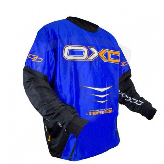 407f4db2968 Oxdog Blue Gate Goalie Jersey Oxdog Gate Blue brankářský dres