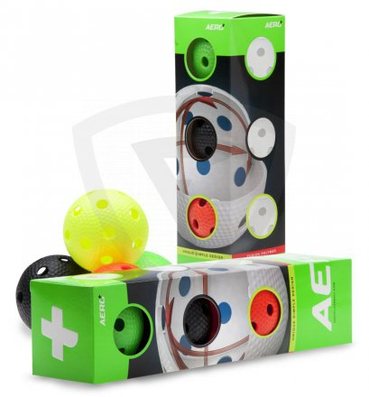 Aero + Ball 4-pack color mix