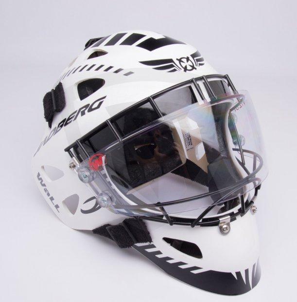 Zoom in Jadberg Vizor 2 Goalie Mask Jadberg Vizor 2 brankářská maska b85c71e16c4aa
