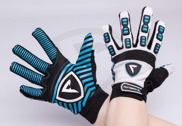 F.com Goalie Gloves Junior fcom_goalie_gloves