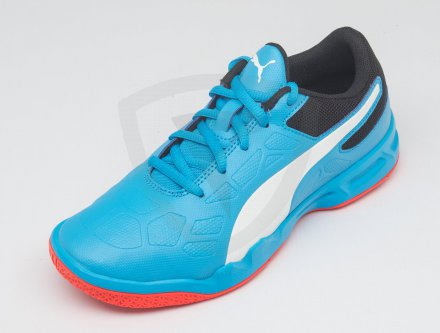 Puma Tenaz JR Blue-Red