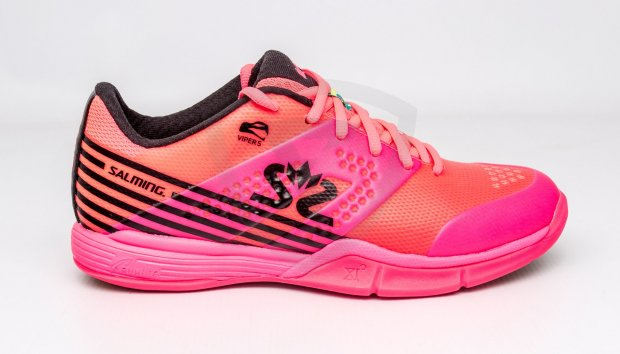 Salming Viper 5 Women Pink-Black Salming Viper 5 Women Pink-Black