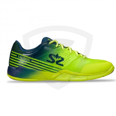 Salming Viper 5 Men Fluo Green-Navy