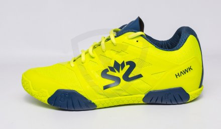 Salming Hawk 2 Men Fluo Green-Navy