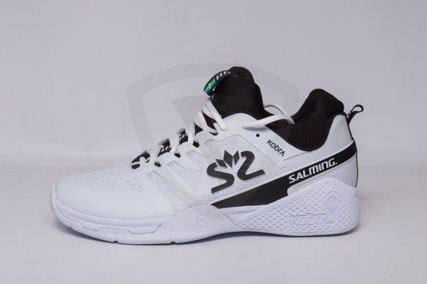 SALMING Kobra Mid 3 Men White-Black HJ2A1324