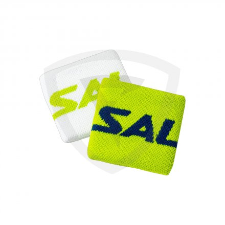 Salming Wristband Short 2-pack White-Green