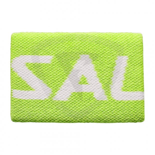 Salming Wristband Mid Green-White 1188876-0608_1_Wristband-Mid_Green