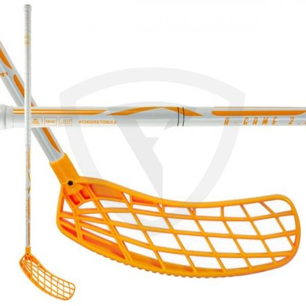 EXEL A-GAME White-Orange 2.6 Round SB 20/21