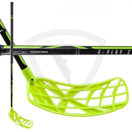 EXEL X-Play Black-Yellow 2.6 Round SB 20/21