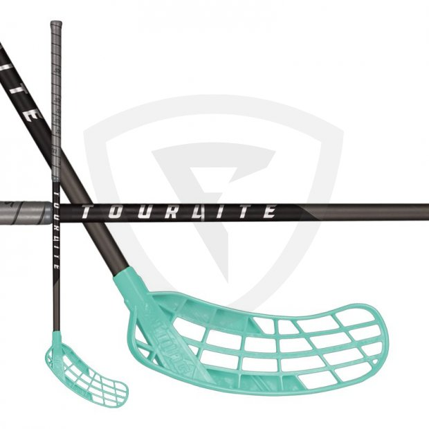 Salming Raven TourLite JR 80 20/21 1090404-1063_1_Raven-Tourlite-JR_Grey-Turquoise