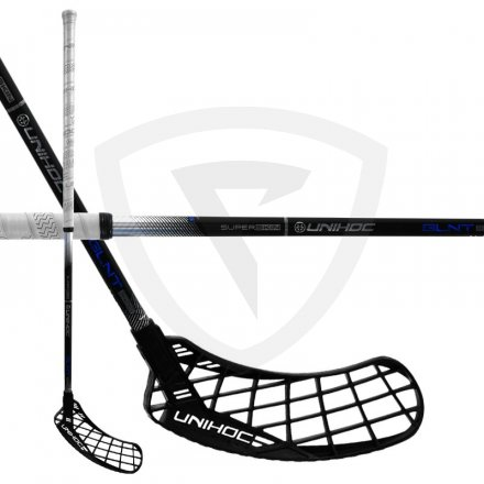 Unihoc Epic GLNT Superskin REG 26 Black LTD