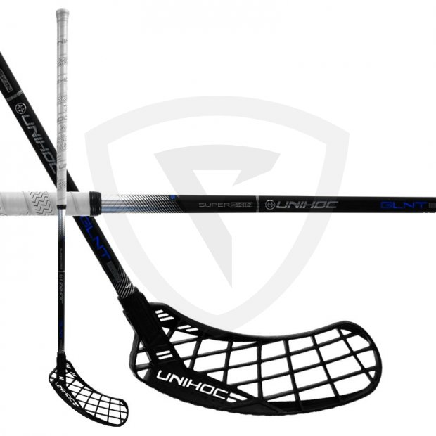 Unihoc Epic GLNT Superskin REG 26 Black LTD 23345 EPIC GLNT SUPERSKIN REG 26_1