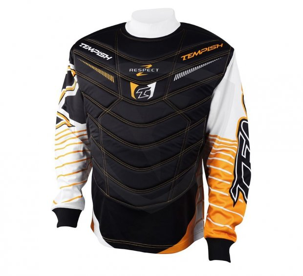 Tempish RESPECT2 Orange Junior brankářský dres tempish_respect_jersey_orange
