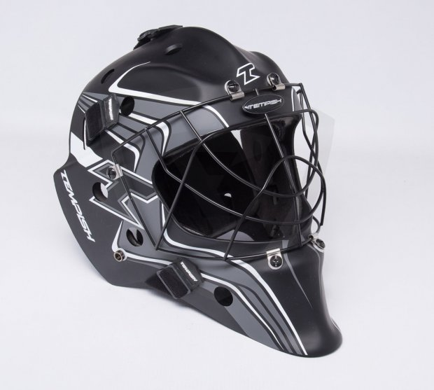 Tempish Hero Activ Black Goalie Mask Tempish Hero Activ Black Goalie Mask